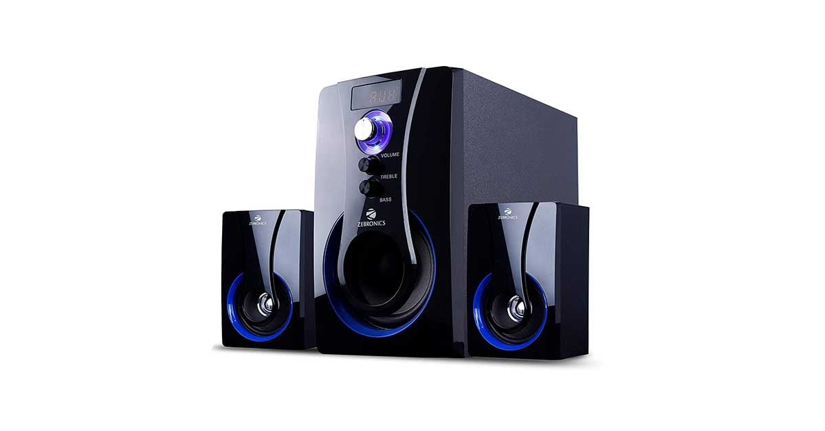 Best Home Theater Speakers Under 3000 India 2020