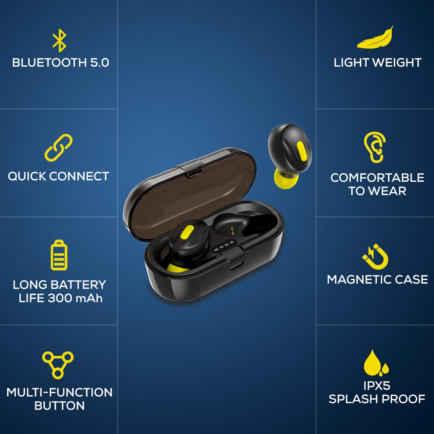 Top 3 Best Earbuds Under 1000 With Mic India