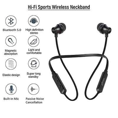 Top 5 Best Bluetooth earphones under 600 India