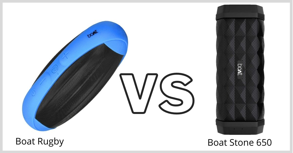 This images about of compare between Boat Rugby Vs Boat Stone 650.