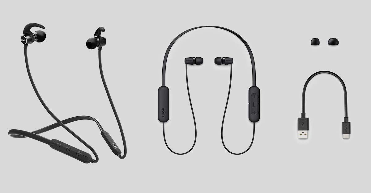 Top 3 Best Bluetooth Earphones India 2020